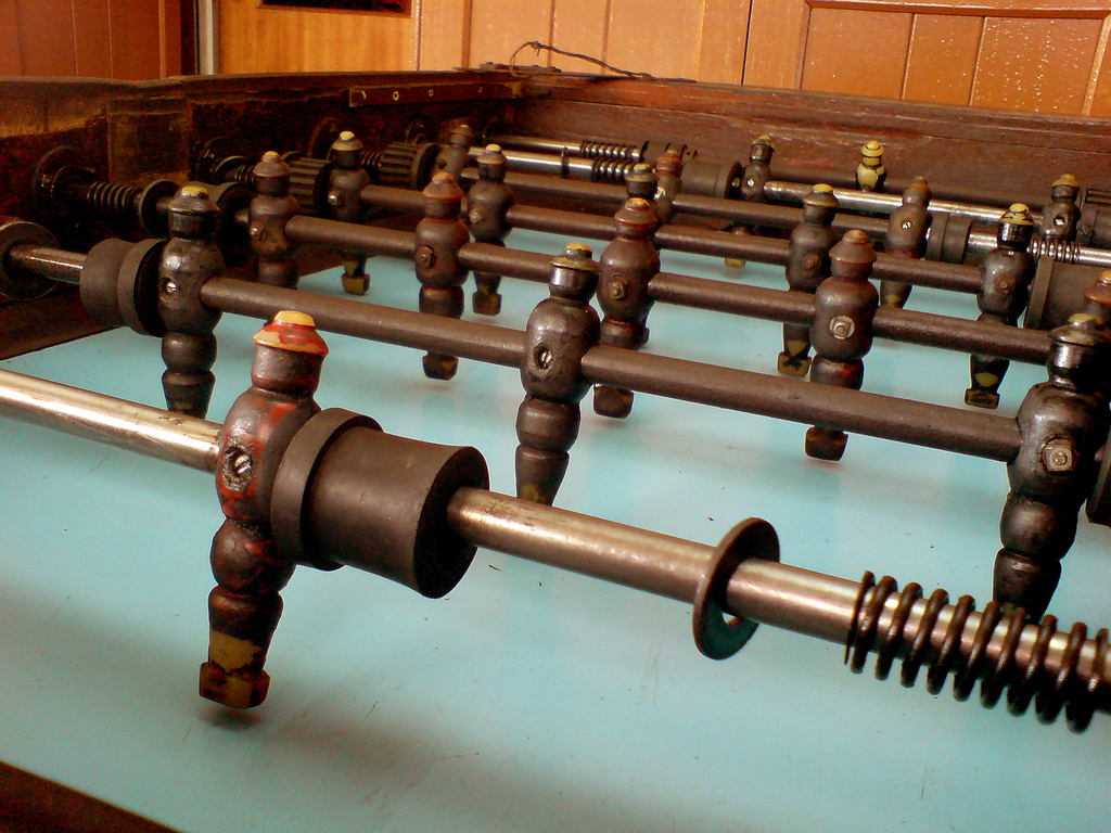 Who Invented Foosball When Was Foosball Invented